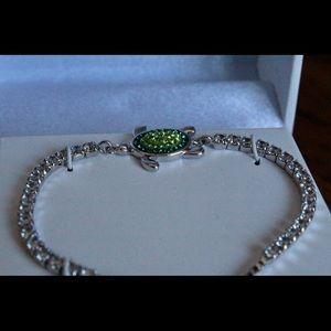 Sea Turtle Adjustable Bracelet